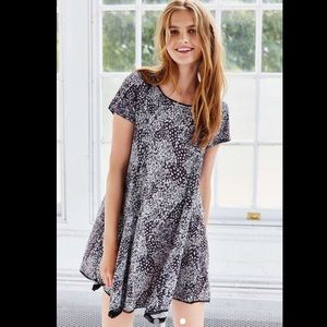 Urban outfitters witchy t-shirt dress